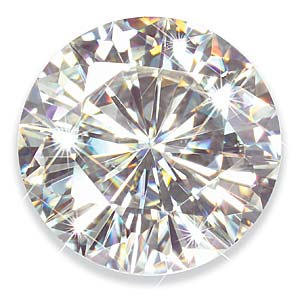 A wonderful and sparkling diamond!
