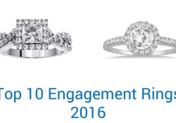10 Best Engagement Rings 2016
